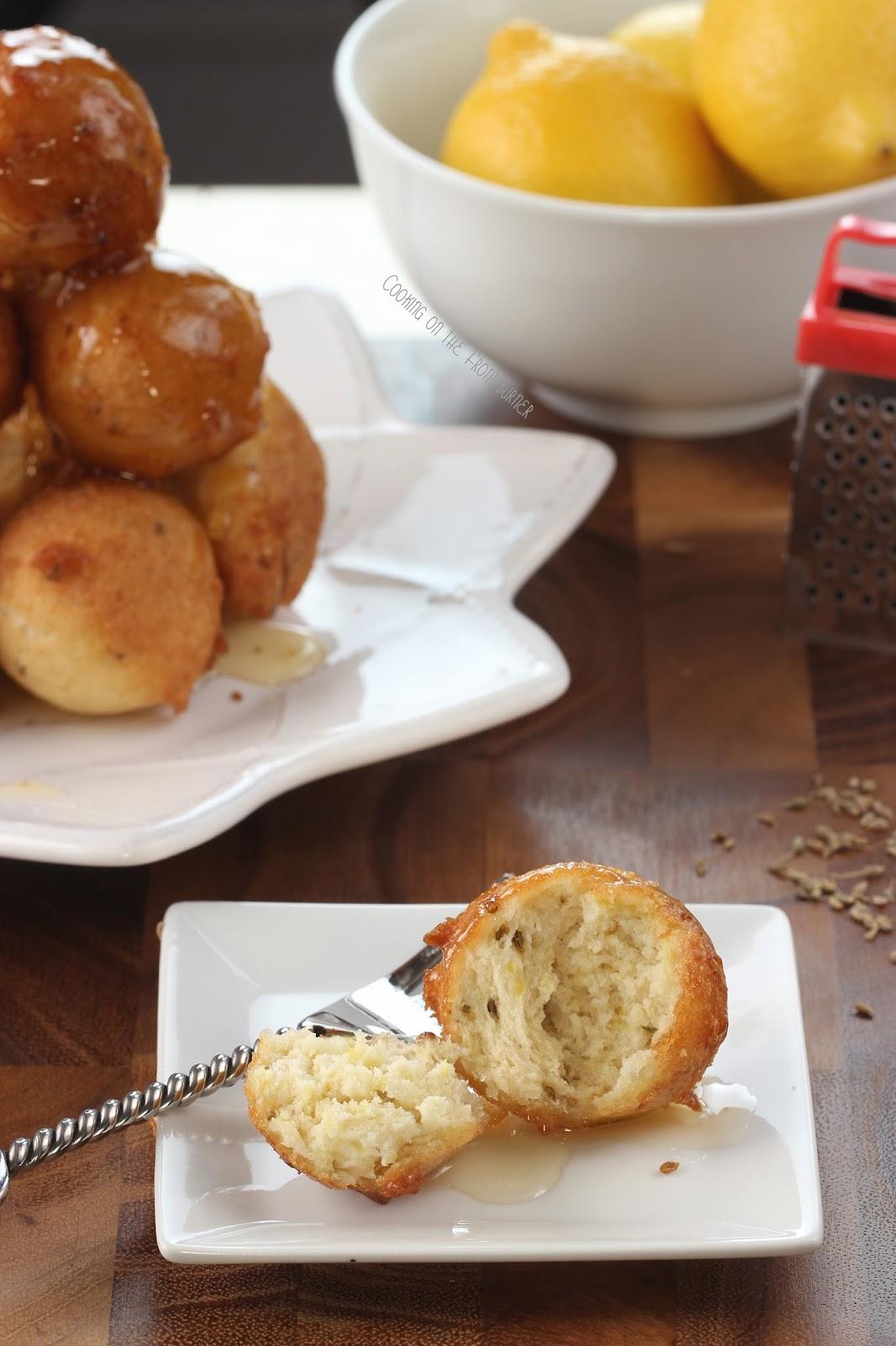 Italian Honey Balls | Cooking on the Front Burner #honeyballs #castoniole