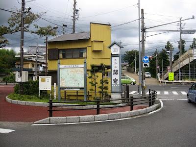 JR関駅の周辺