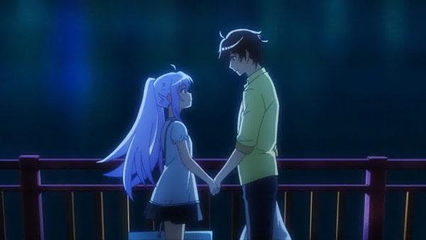 Plastic Memories - Anime terbaik dan populer yang dapat mengeluarkan air mata di mata orang-orang