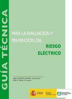 evaluacion de riesgo electrico