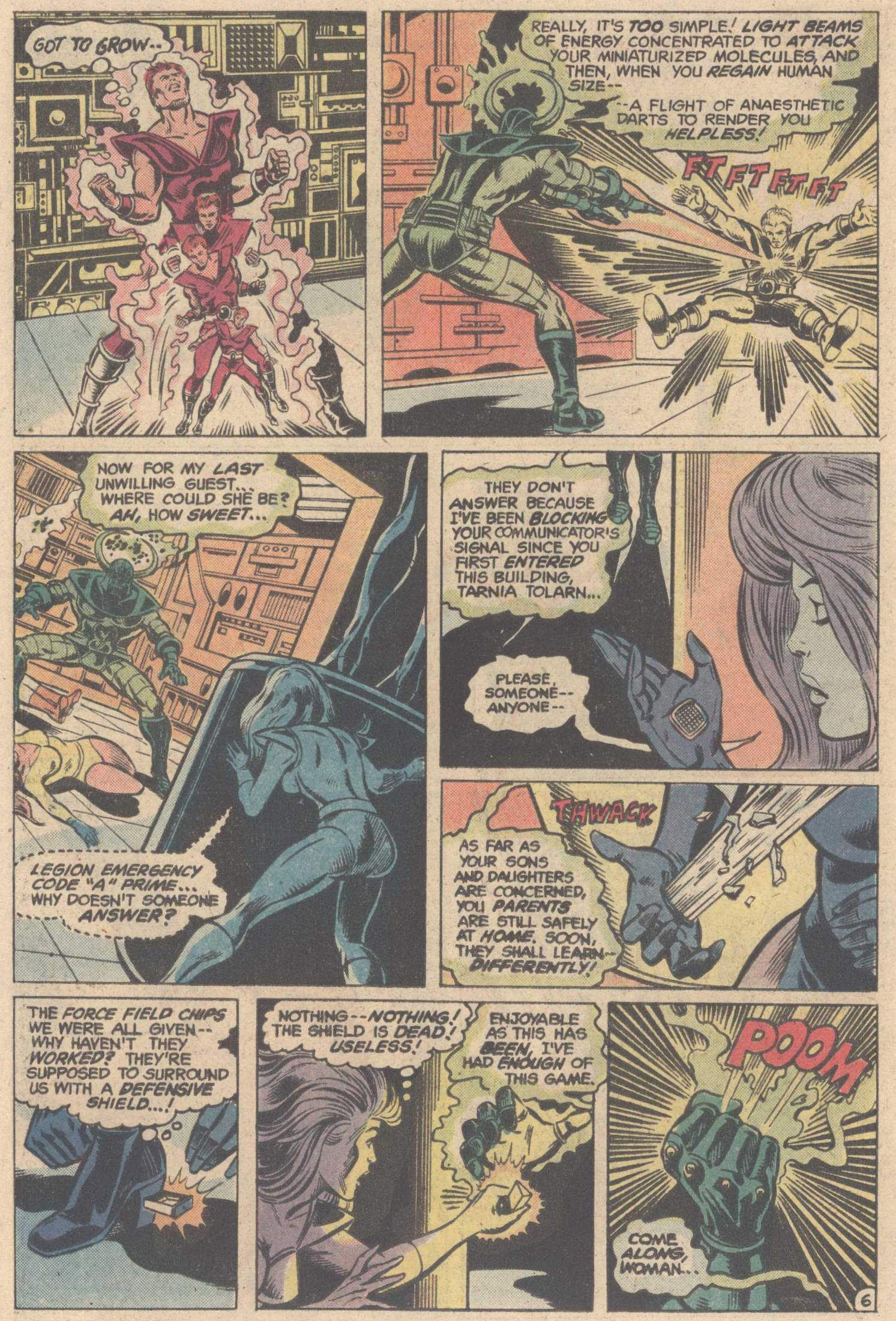 Legion of Super-Heroes (1980) 263 Page 9