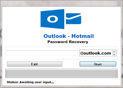 Recover Forgot Outlook/Hotmail Current Password