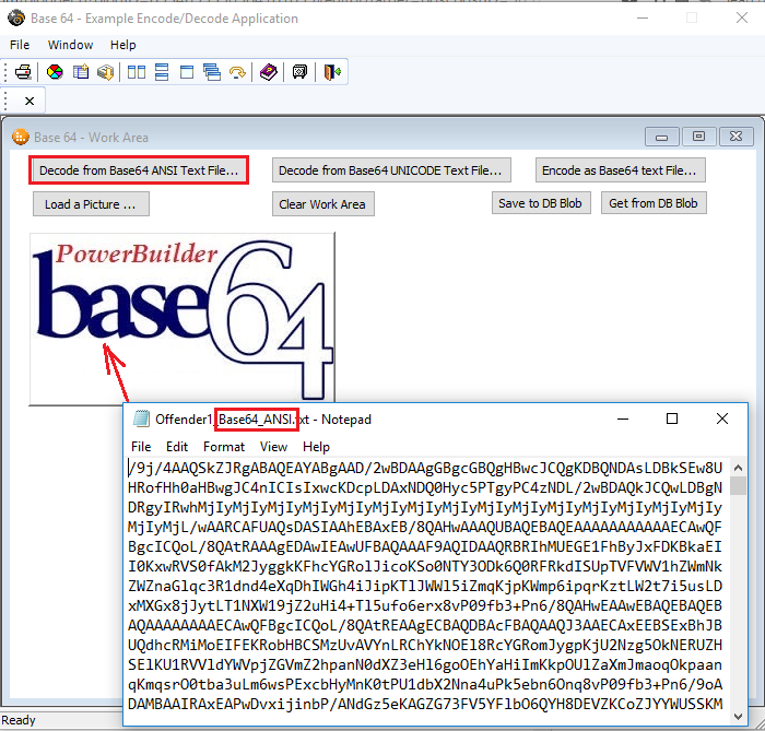 ✨ Base64 decode binary file online | Base64 Encode & Decode Online