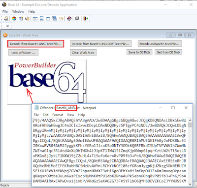 STD Framework - Updated BASE64 Example! | news sys-con com