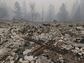California wildfire killed at least 9 while 35 still missing