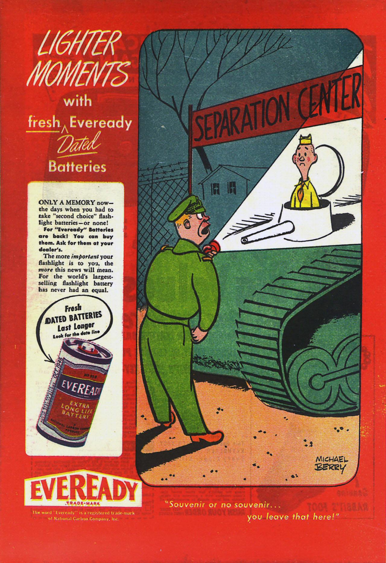 Read online Detective Comics (1937) comic -  Issue #111 - 52