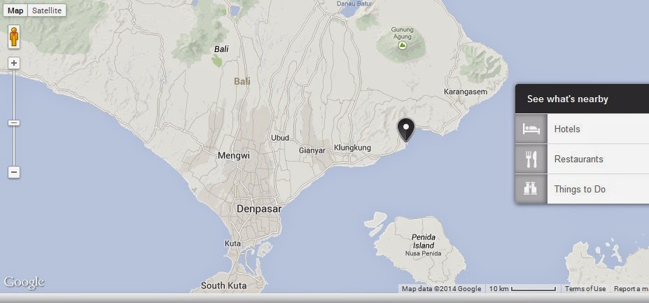 Absolute Scuba Bali Location Map,Location Map of Absolute Scuba Bali,Absolute Scuba Bali accommodation destinations attractions hotels map reviews photos pictures