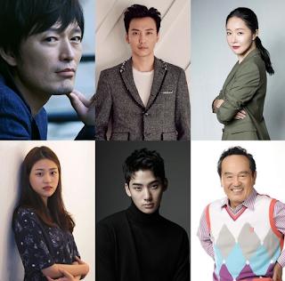 Sinopsis Film Korea Strange Family 2018