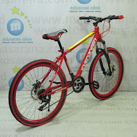 red 26 blaze 520 evergreen mtb