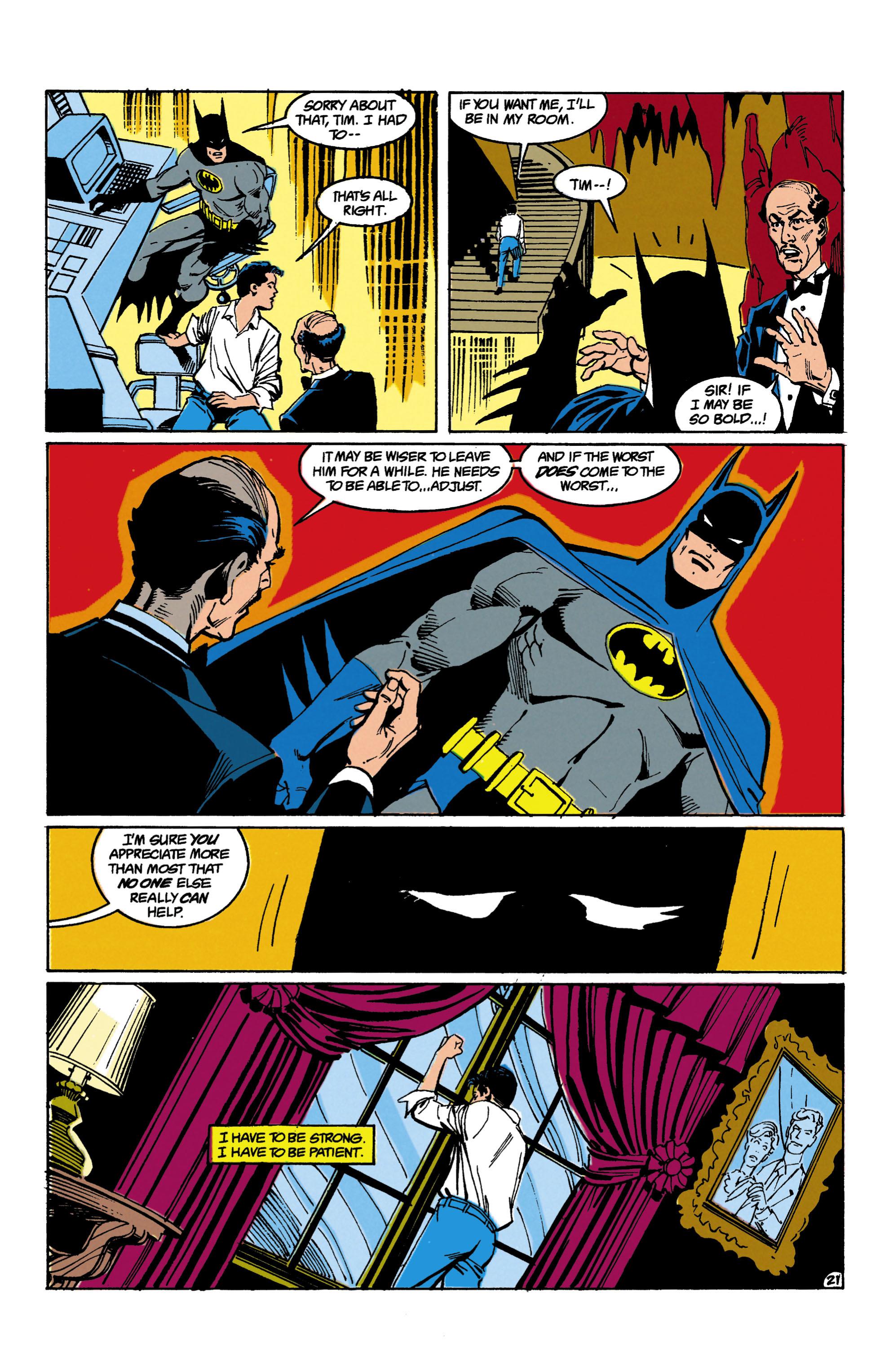 Detective Comics (1937) 618 Page 21