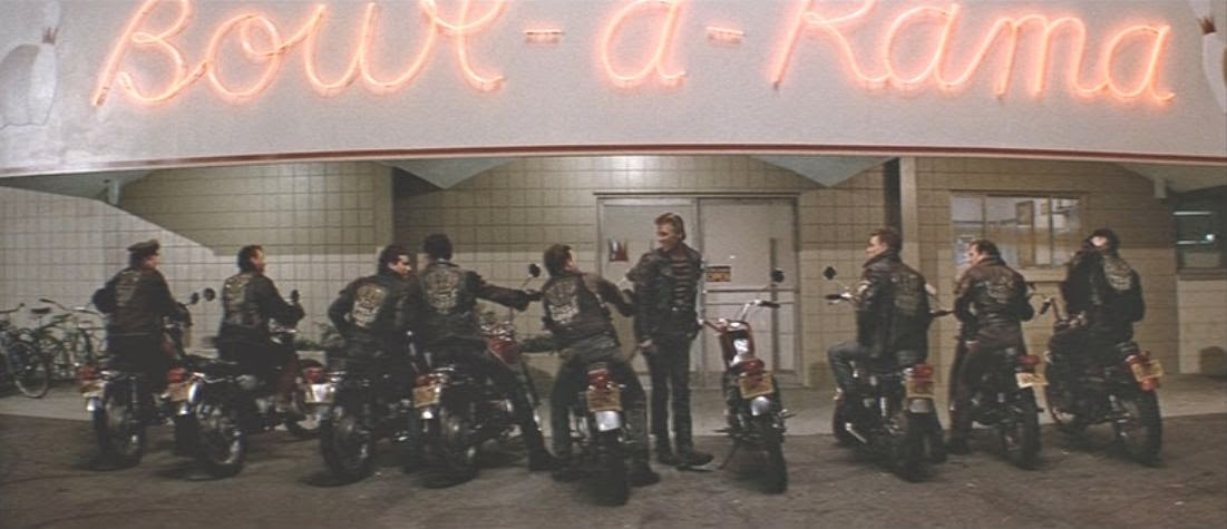 Rydell Car Wash >> Filming Locations of Chicago and Los Angeles: Grease 2