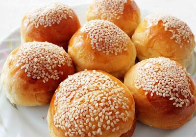 Resep dan Langkah Cara Membuat Roti Burger