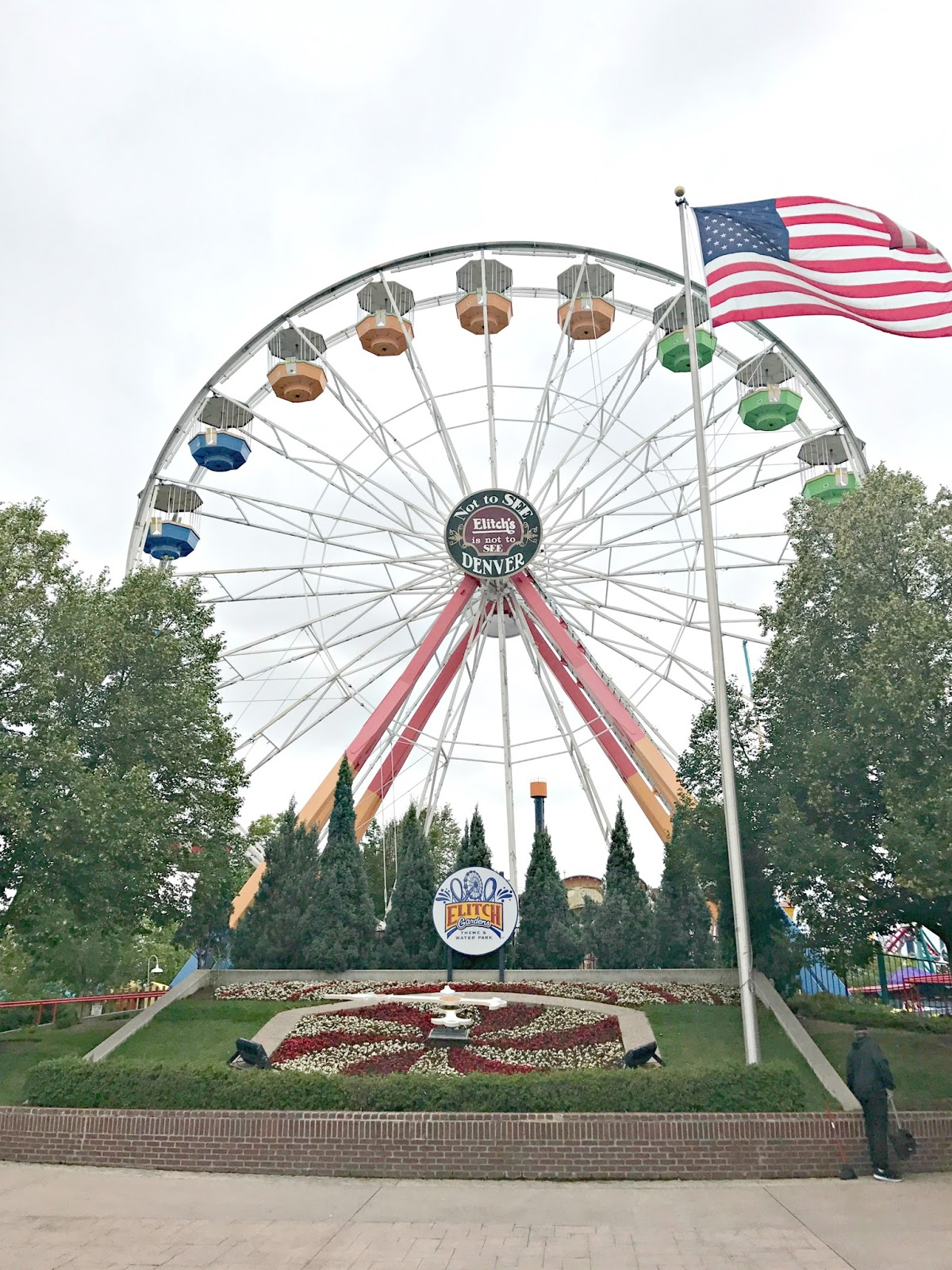 Our Family Fun Day At Elitch Gardens We Got The Funk