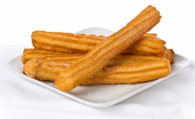 massa de churros