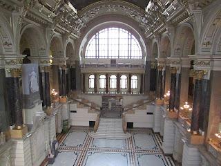 Interior Museo Etnográfico Budapest 2