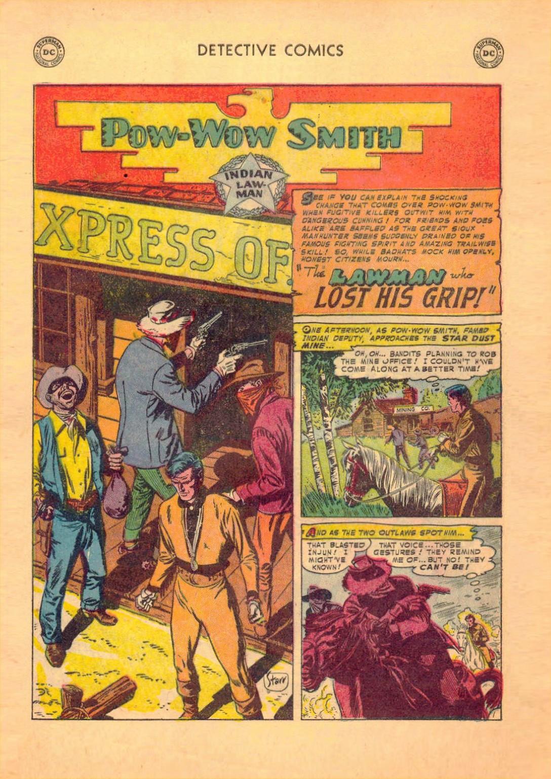 Read online Detective Comics (1937) comic -  Issue #182 - 33