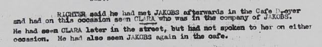 May 15, 1941 - KV 2/30 - 4a - Interrogation of Karel Richter by Major Stephens, Lt. Sampson & Lt. Short.