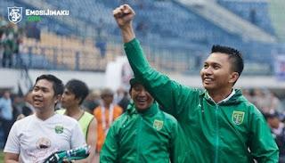 Persebaya Tidak Bidik Target Juara di Liga 1 2018