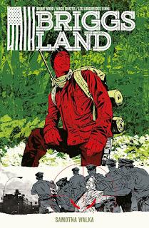 Briggs Land tom 2: Samotna walka okładka