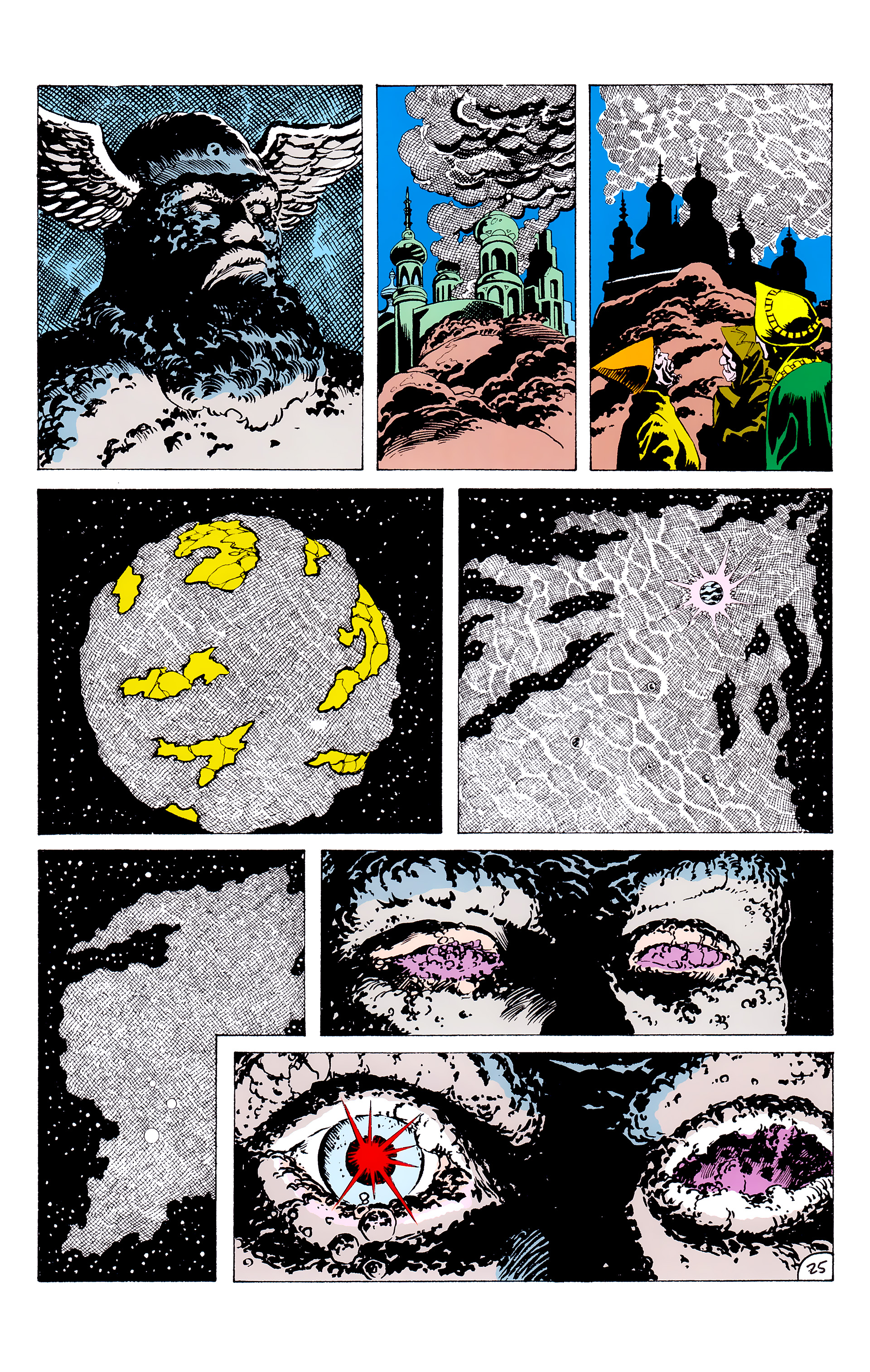Legion of Super-Heroes (1980) _Annual_3 Page 25