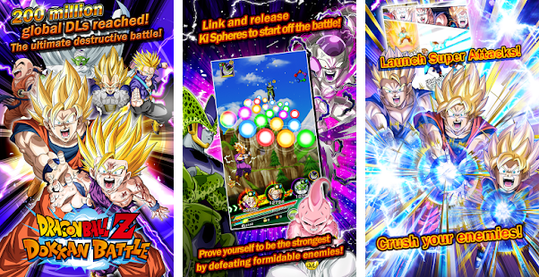 Dragon Ball Z Dokkan Battle Mod Apk Android