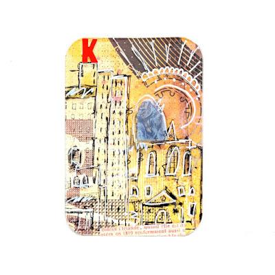 King Kong Acrylic Mixed Media Board by Dana Tatar for Tando Creative