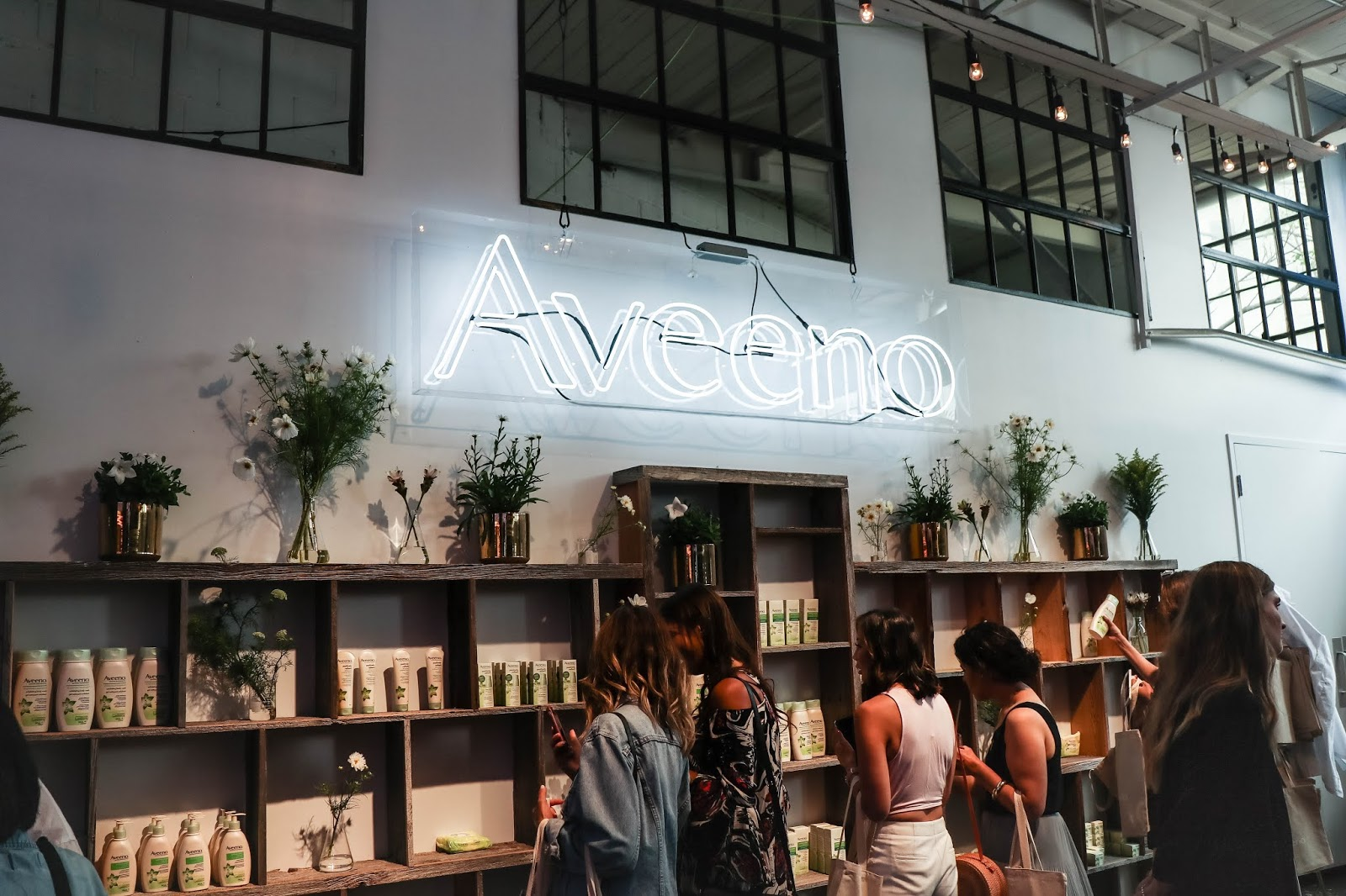 Aveeno Positively Radiant Skincare Drugstore Line Overview