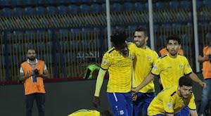 الإسماعيلي يحقق الانتصار الانتاج الحربي بثلاثية في الجولة 15 من الدوري المصري