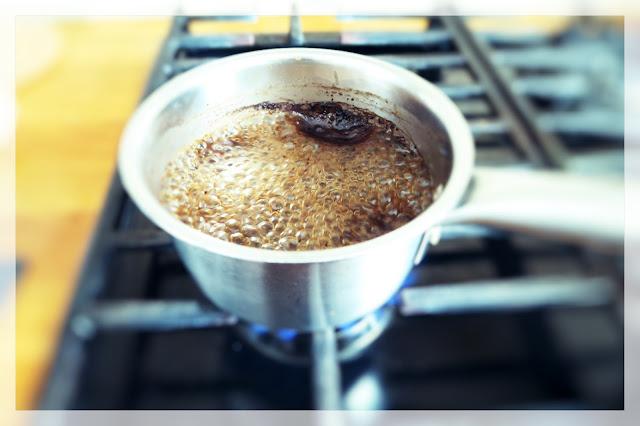 Kawa z żołędzi