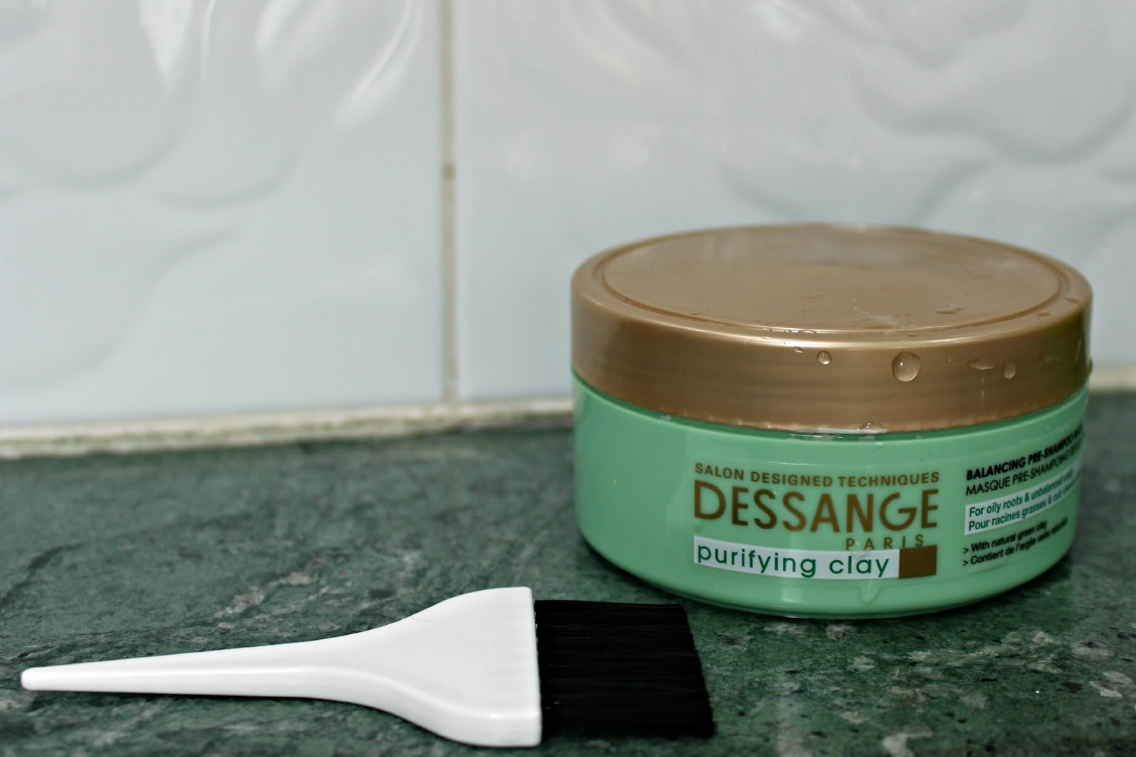 dessange paris clay mask