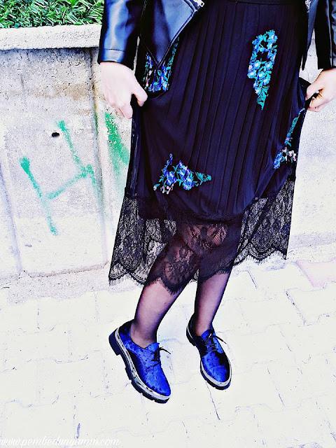 kadife ayakkabılar