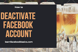 How to deactivate Facebook account | Disable Facebook account Temporarily | Deactivating Facebook New Account Right Now #DeactivateFacebook