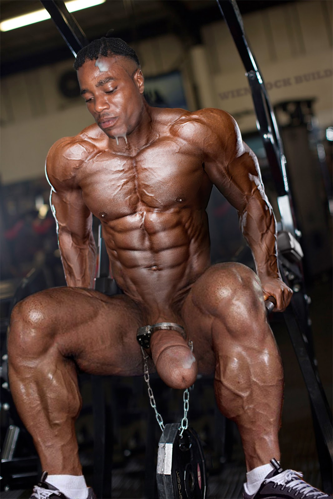 The Ifnb Report Massive Muscle And Cock Blog International Naked Gyms 5