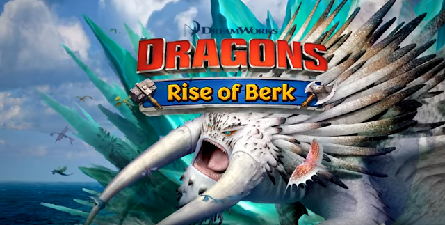 Dragons Rise of Berk Mod Apk Android - Unlimited Runes