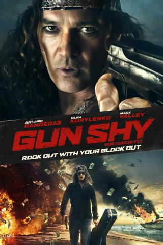 Gun Shy [2017] [DVDR] [NTSC] [Latino]