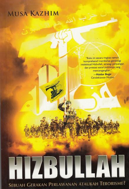 """Penyimpangan Syiah dalam Buku """"Hizbullah: Sebuah Gerakan Perlawanan Ataukah Terorisme?"""""""