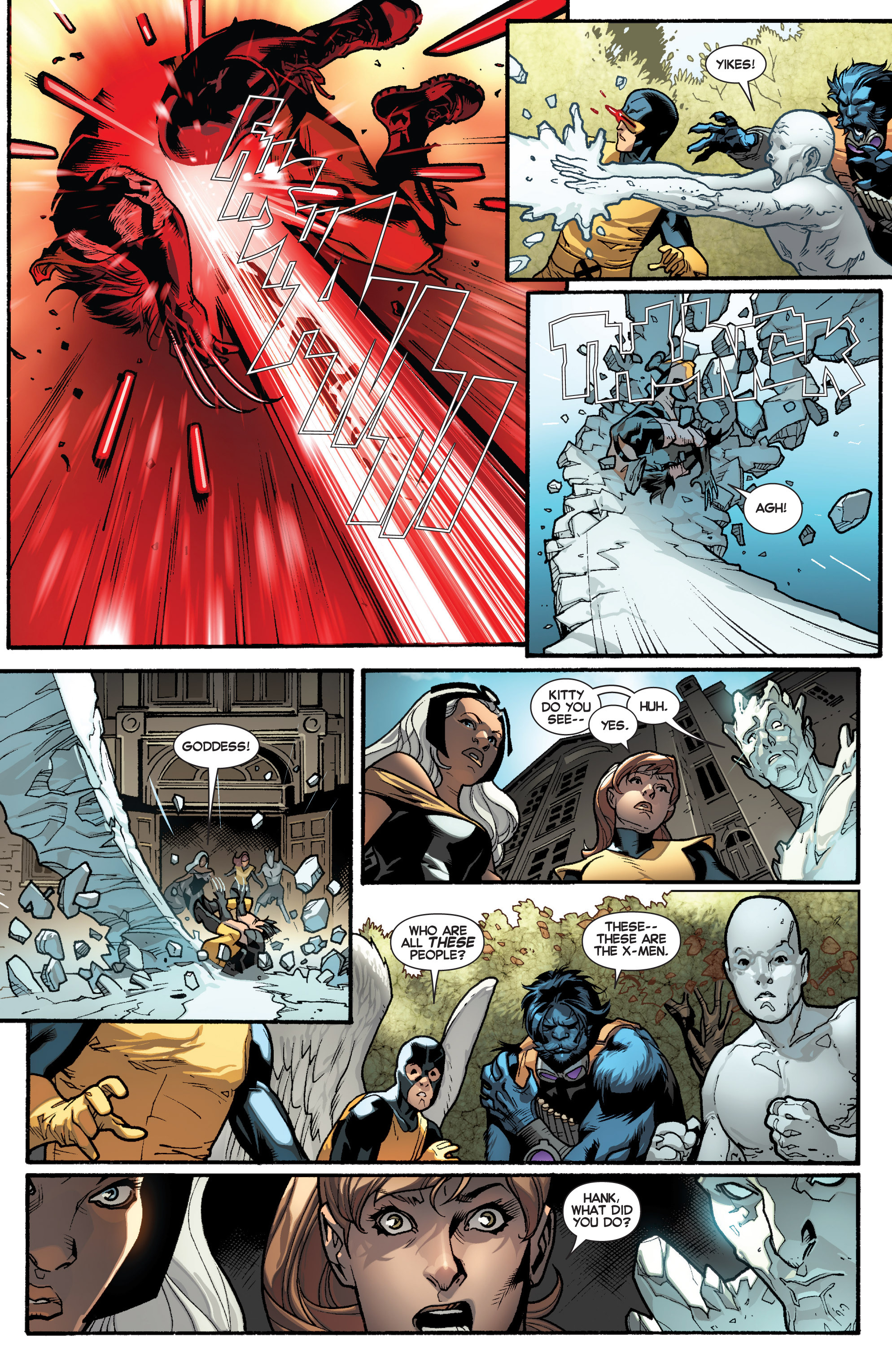 Read online All-New X-Men (2013) comic -  Issue # _Special - Yesterday's X-Men - 39