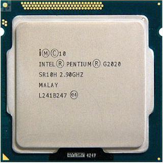 processor g2020 box