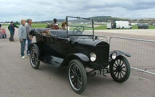 Image: Model T, by Les Chatfield on Flickr