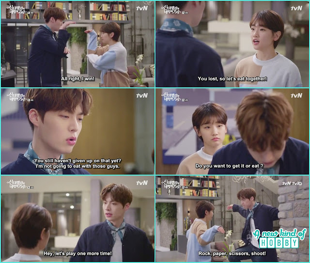 lets play a game ha won and hyun min - Cinderella and Four Knights - Episode 4 Review