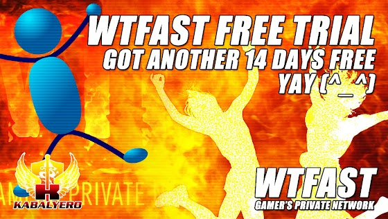 WTFast Free Trial ★ Got Myself Another 14 Days FREE ★ Amazing! O_o