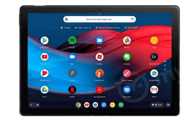 google-pixel-slate-photo-leaked