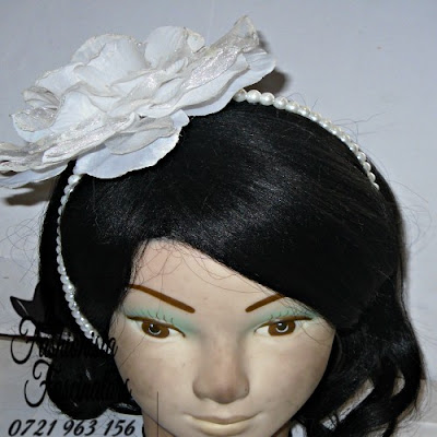 Buy wedding flower fascinators Nairobi Kenya