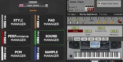 Download Korg PA Manager Full Crak Gratis