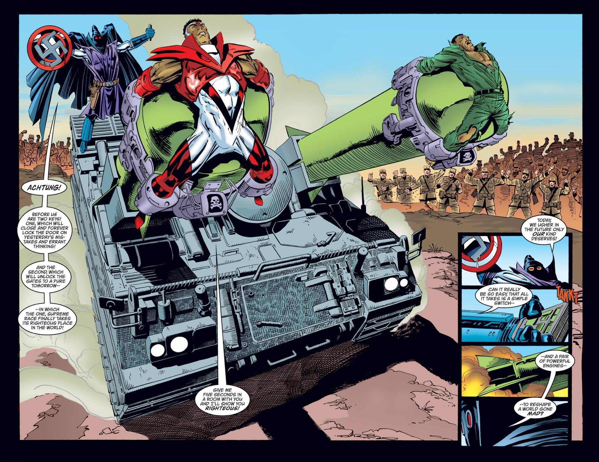 Captain America (1998) Issue #26 #32 - English 20