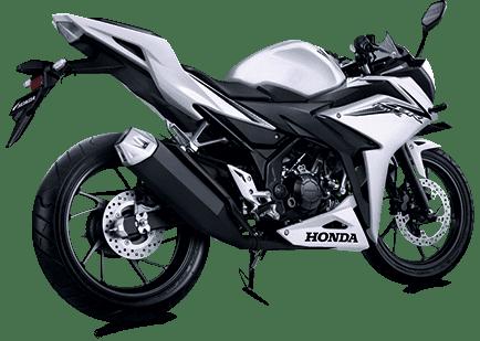 All New Honda CBR150R Revolution White