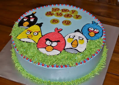 Resep cara membuat kue ulang taun
