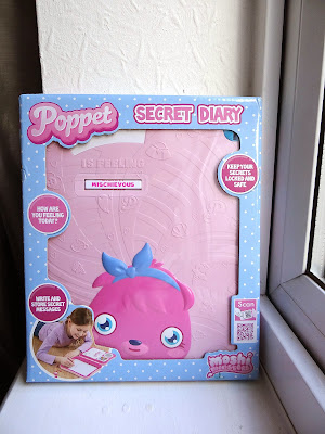 children diary with lock, Moshi Monsters Poppet Secret Diary, diary with lock for girls