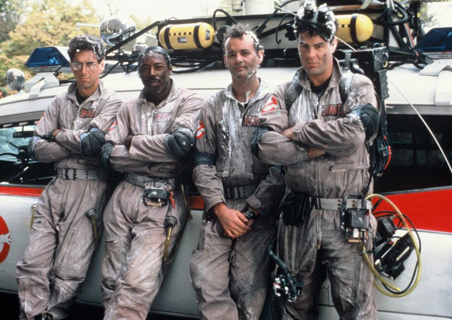 Ghostbusters 30th anniversary movie cast