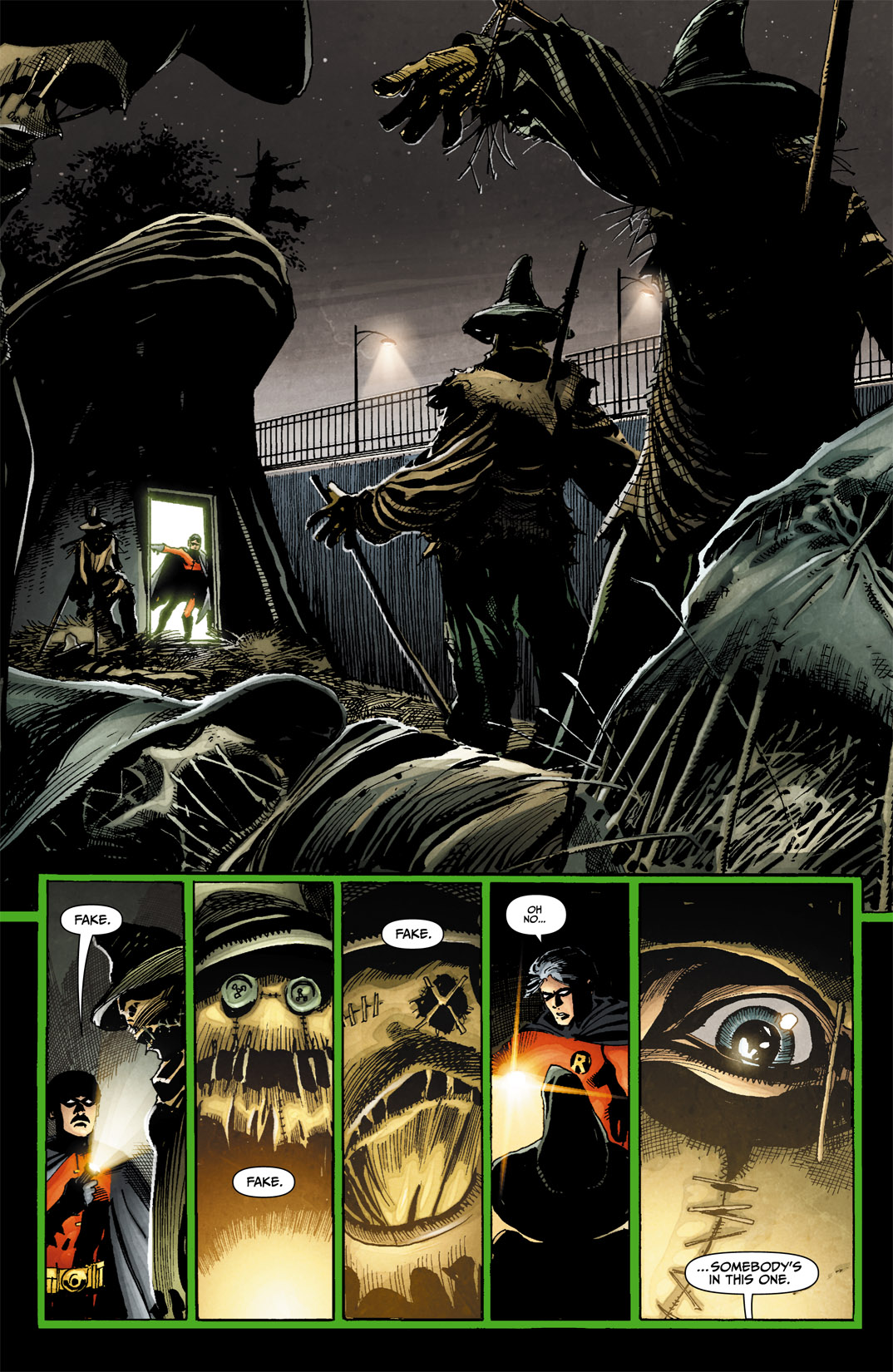 Detective Comics (1937) 836 Page 12